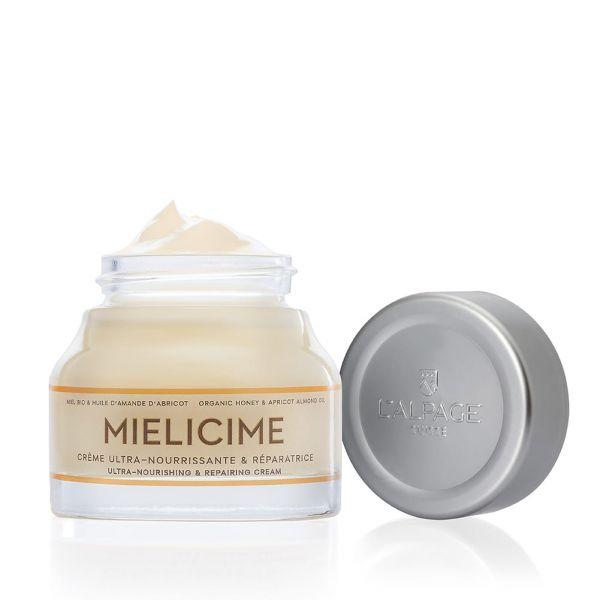 Crème Ultra-Nourrissante et Réparatrice Visage Mielicime 50ml | Nourrissant Réparatrice | L'ALPAGE Suisse